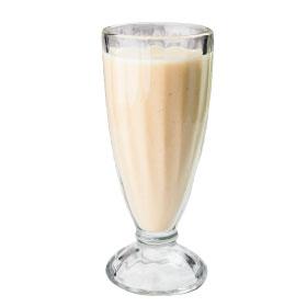 Молочный банановый коктейль