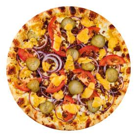 "Пицца ""Чизбургер"""